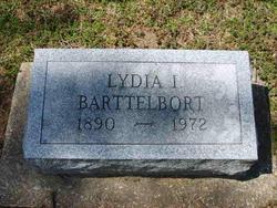 Lydia I. <i>Friess</i> Barttelbort