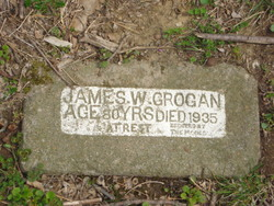 James W Grogan