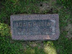 Ada E <i>Holst</i> Killian