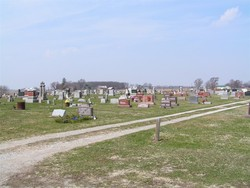 Metea Baptist Cemetery