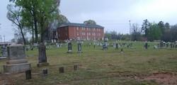Poplar Tent Presbyterian Church Cemetery