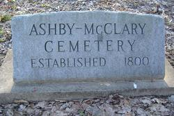 Ashby-McClary Cemetery