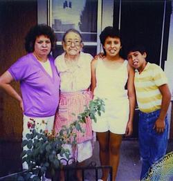 Dolores T <i>Anaya</i> Garcia
