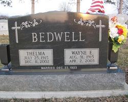 Thelma <i>Decker</i> Bedwell