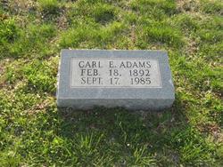 Carl E. Adams