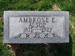 Ambrose Edward Alsop