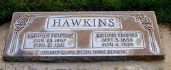 Drusilla <i>Fillmore</i> Hawkins