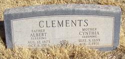 Albert Clements