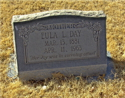 Eula Lee <i>Adair</i> Day