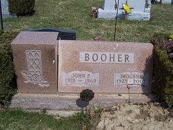John P Booher