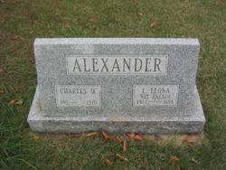 E Leona <i>Parker</i> Alexander