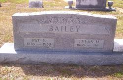 Lylan March <i>Banks</i> Bailey