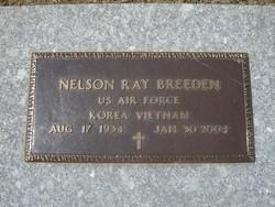 Nelson Ray Breeden