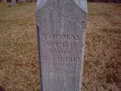 Thomas Webb