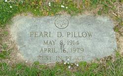 Pearl D. Pillow