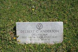 Sgt Delbert C. Anderson