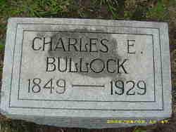 Charles E. Bullock