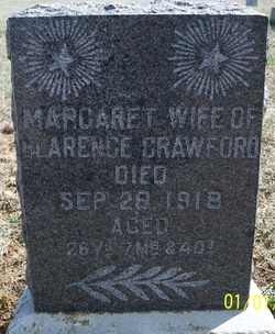 Margaret <i>Morton</i> Crawford
