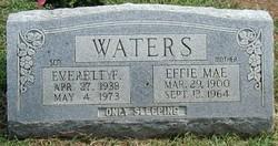 Everett F. Waters