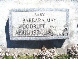 Barbara May Woodruff