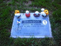 Myles Brandon Brinson