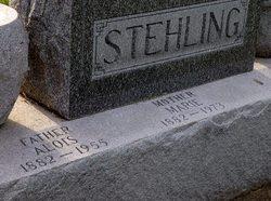 Mamie Ann <i>Wahlen</i> Stehling