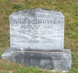 William Henry Will Broyles
