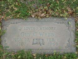 Guy Clifford Webb