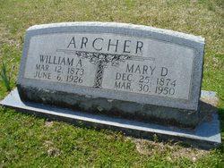 Mary D. Archer