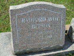 Radford Avoy Beeson