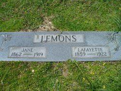 Joycee Jane <i>Lincycomb</i> Lemons