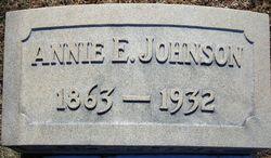 Annie E. <i>Dammann</i> Johnson