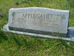 Connie <i>Jaggars</i> Applegate