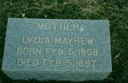 Lydia <i>Farnsworth</i> Mayhew
