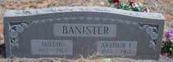 Arthur E Banister