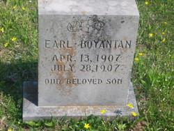 James Earl Boyantan