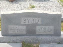 Isaac Lewis Louis Byrd