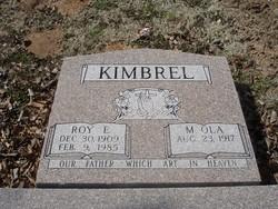 Roy E. Kimbrel