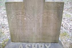Sarah A. <i>Pemberton</i> Ashby
