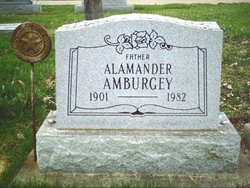 Alamander Amburgey