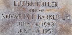 Lucile <i>Fuller</i> Barker