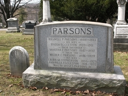 Roswell Pease Parsons
