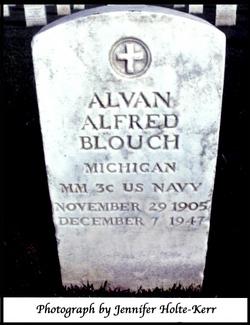 Alvan Alfred Blouch