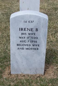 Irene B Akers