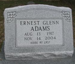 Ernest Glenn Adams