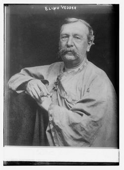 Elihu Vedder, Jr
