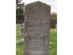 William H Blalock