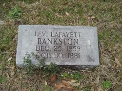 Levi Lafayette Bankston