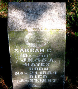Sarrah C. Hayes