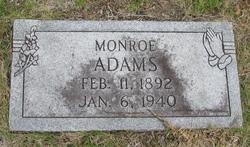 Monroe Adams